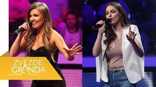 Dusica Trickovic i Dzejla Ramovic - Splet pesama - (live) - ZG - 18/19 - 27.04.19. EM 32
