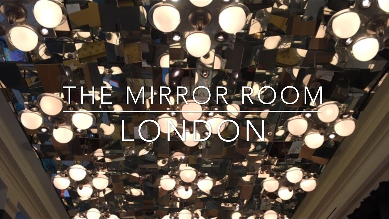 Mirror Room At The Rosewood London