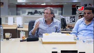 خالد يوسف عن محمد رمضان:«معملش الفيلم اللي يطلع كل المواهب اللي عنده»