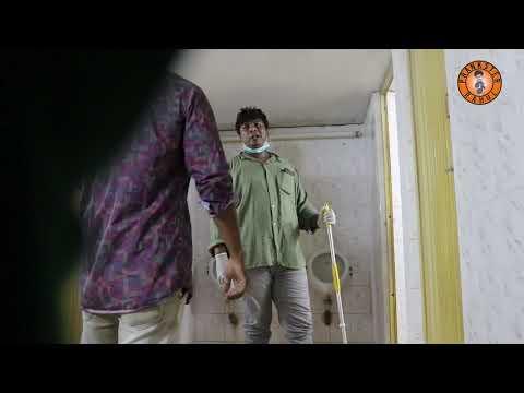 Bathroom Prank   Prankster Rahul   Tamil Prank   PSR 2020