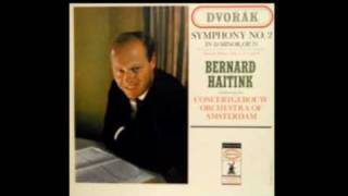 Haitink conducts Dvorak - Symphony No. 7 in D minor, First Movement [Part 1/4]