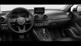 2017 Audi A3 Sportback E Tron Interior