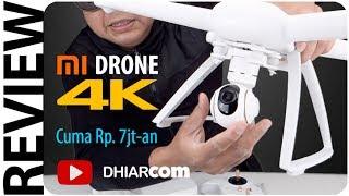Xiaomi Mi Drone 4K Indonesia, Drone Murah untuk Profesional