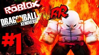 NEW UPDATED FLAMING PATH ROBLOX GAME! | Roblox: Dragon Ball Xenoverse BR (Updated) - Episode 1