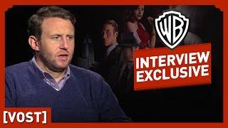 Gangster Squad - Interview Ruben Fleischer - Josh Brolin / Ryan Gosling / Sean Penn / Emma Stone