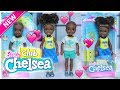 New African American Boy & Girl Barbie Club Chelsea Dolls Review!