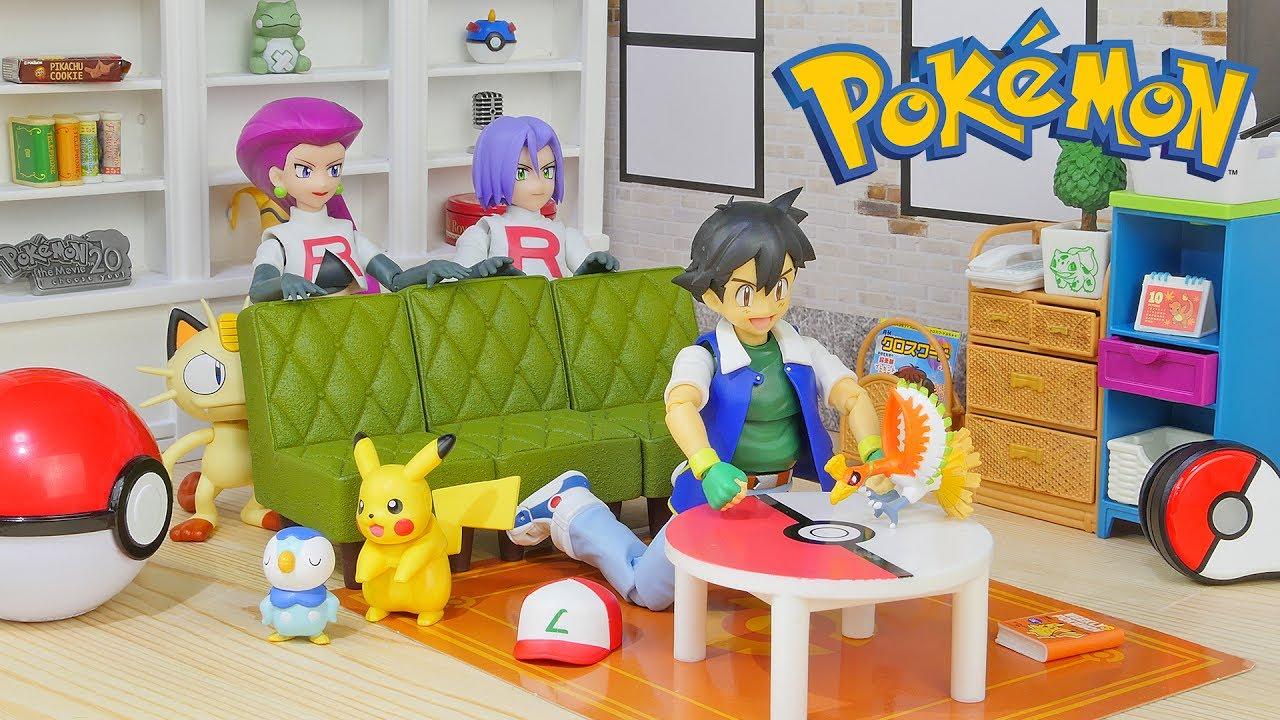 Pokemon Tournament Room