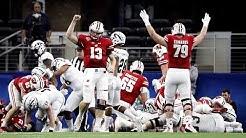 """Wisconsin vs. Western Michigan """"Perfect No More"""" (2017 Cotton Bowl) Badger FB Classics"""