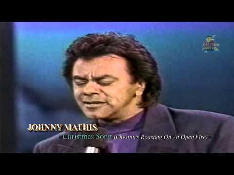 Johnny Mathis - Christmas Song (Chestnuts Roasting On An Open Fire)