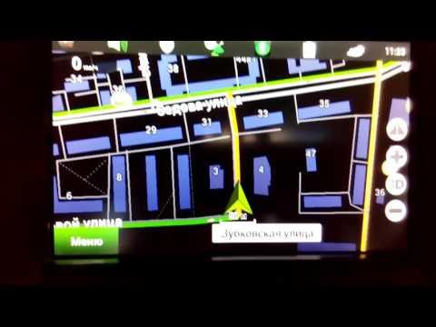 Hyundai I40 - установка навигации (3 системы), пробки 4G модем, медиаплеер