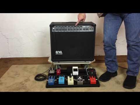 Engl Straight 112 Combo 100 Watt Tube Guitar Amp