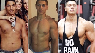 Andrei Deiu - 5 Year Body Transformation - Fitness Model Journey