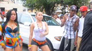Doble D El Diamante Detras de Camara del Video de si tu sabes Bailar Muevete (Casi Official)