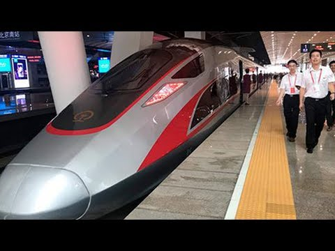 350 km/h :China tests maximum speed of Beijing-Shanghai bullet train
