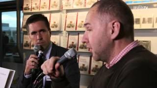 JF-TV: Dieter Stein und Sascha Lunyakow