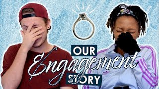 WHAT DID OUR PARENTS SAY?! (OUR ENGAGEMENT STORY) | SunnyBunch