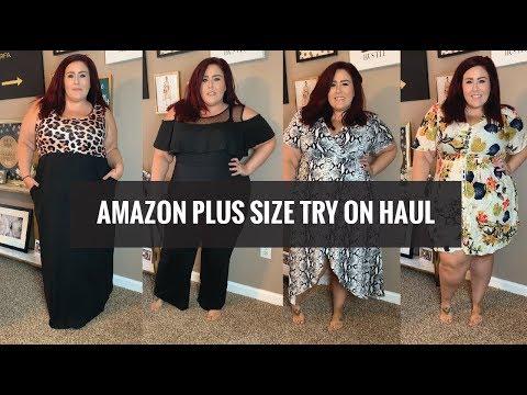 Amazon Plus Size Fashion Try On Haul
