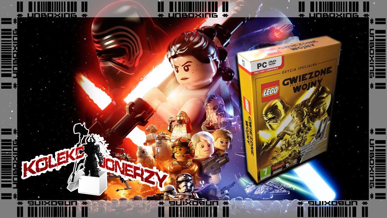 Lego Star Wars Przebudzenie Mocy Unboxing Edycja Specjalna