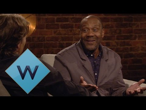Women Wearing Niqabs Made Sir Lenny Henry Laugh  | John Bish