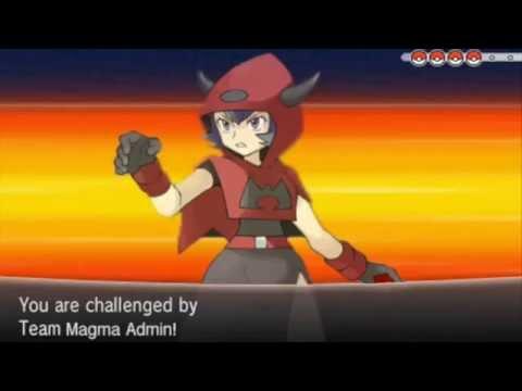 Pokemon Omega Ruby & Alpha Sapphire Team Magma/Aqua Battle Music Prediction