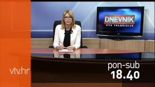 VTV Dnevnik najava 30. ožujka 2017.