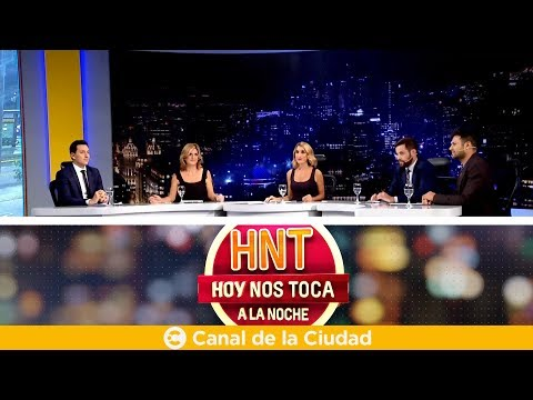 Información, noticias, actualidad y mucho más en Hoy nos toca a la Noche - 14/2