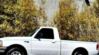 "1998 Ford Ranger Reg Cab 118"" WB XLT (National City, California)"