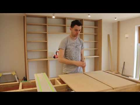 How to made a TV Cabinet Design For Living Room