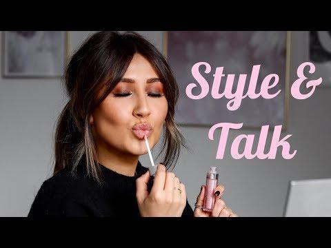 STYLE & TALK | Mein Problem mit YT, HOCHZEIT, SERIE