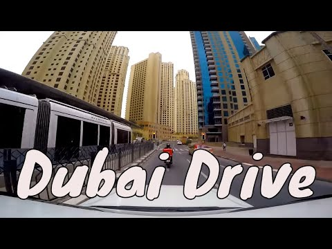 JBR | luxury life Dubai | The Walk | GoPro HERO 4