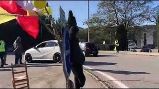 Gilets jaunes : 150 manifestants à La Ciotat