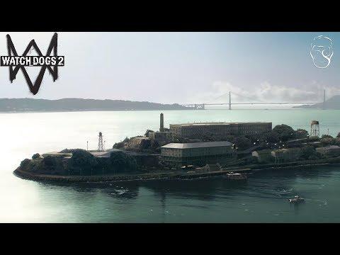 Am ajuns la Alcatraz!   Watch Dogs 2 [CO-OP]
