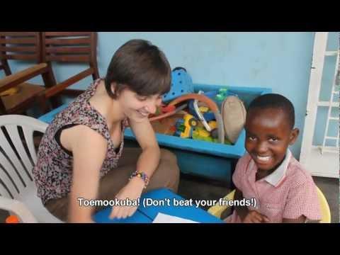 Our voluntary work in Uganda - Part 6