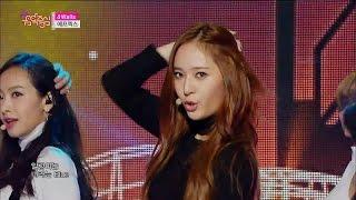 【TVPP】f(x) - 4 Walls, 에프엑스 - 4 월즈 @Show! Music Core Live