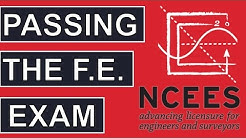 Easily Passing the FE Exam [Fundamentals of Engineering Success Plan]