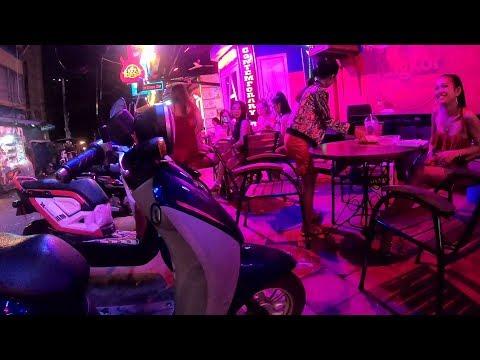 Vlog_26 Street 104, Street 130 & Street 136, Phnom Penh Nightlife 2019