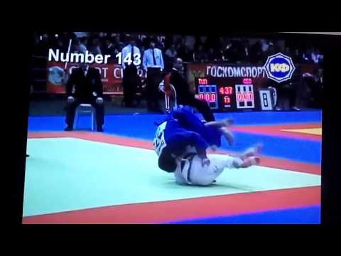 Elcin Ismayilov AZERBAIJAN Judo
