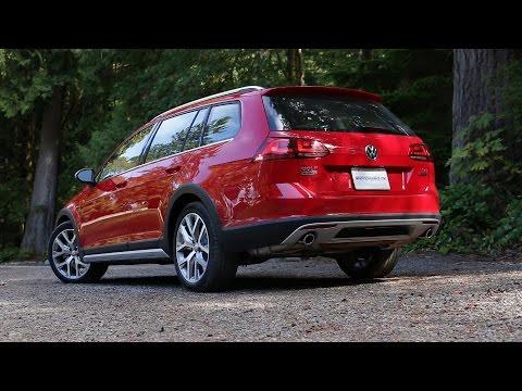Review: 2017 Volkswagen Golf Alltrack