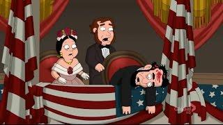 Family Guy - Abraham Lincoln's Assassination