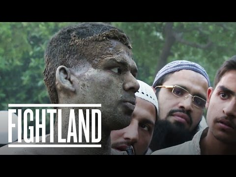 Finding the Birthplace of MMA in Pakistan: Fightland Worldwi
