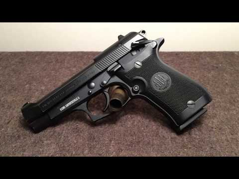 Beretta 85F Review