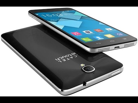 Alcatel One touch 2012d: дополнение к видеообзору - YouTube