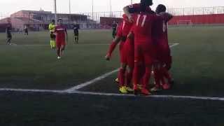 U21 Ligi'nde liderliği getiren gol