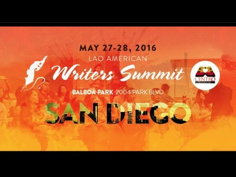Lao American Writer's Summit 2016