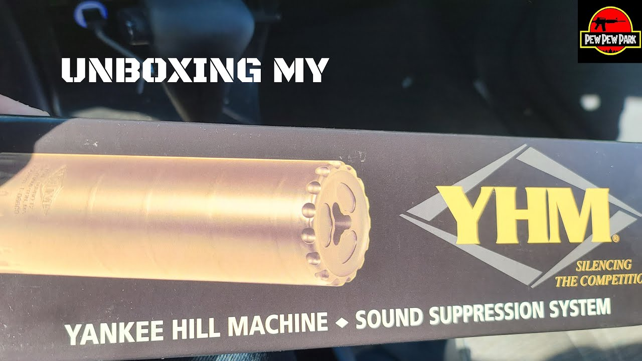 YHM Stinger Unboxing