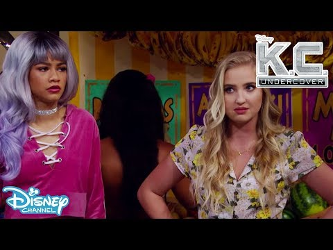 Hilarious Holidays | K.C Undercover | Official Disney Channel Africa
