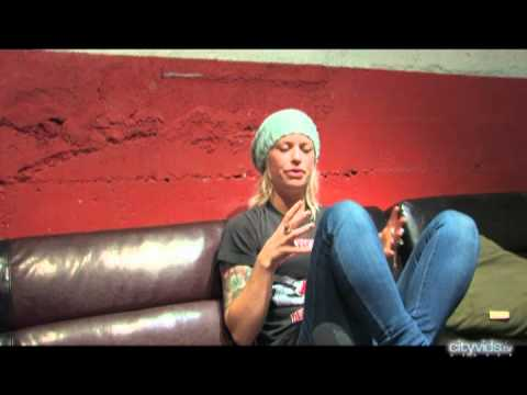 Gin Wigmore EXCLUSIVE Interview Part 1