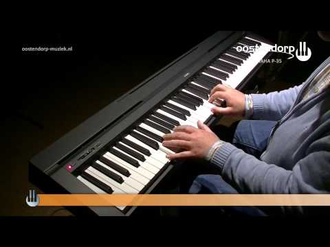 yamaha p45 vs p35 comparison doovi. Black Bedroom Furniture Sets. Home Design Ideas
