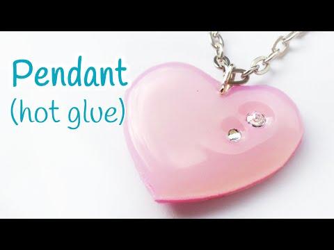 diy-crafts:-pendant-(hot-glue)-easy---innova-crafts
