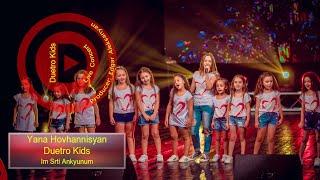 "Yana Hovhannisyan feat. Duetro Kids - Im Yerevan "" Duetro Kids First Live Solo Concert """